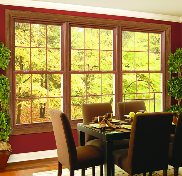 dining room windows