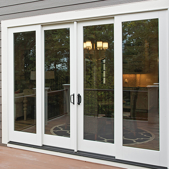 new patio doors