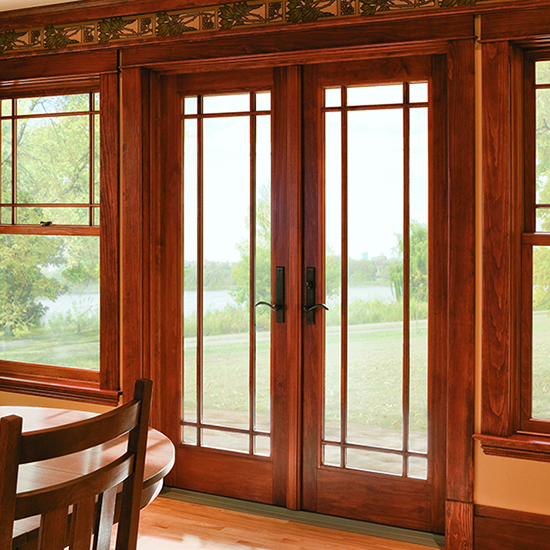 Andersen patio doors exterior pictures to pin on pinterest for Anderson french patio doors