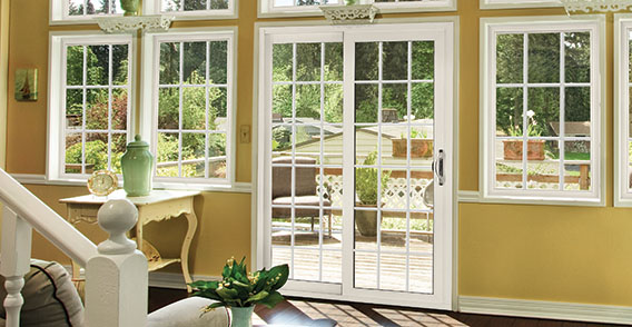 Promenade Sliding Patio Door Collection
